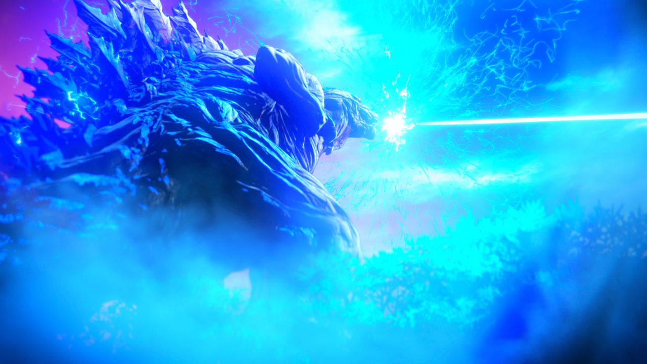 Godzilla Planet Of The Monsters Netflix Official Site